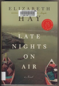 Elizabeth Hay - Late Nights On Air