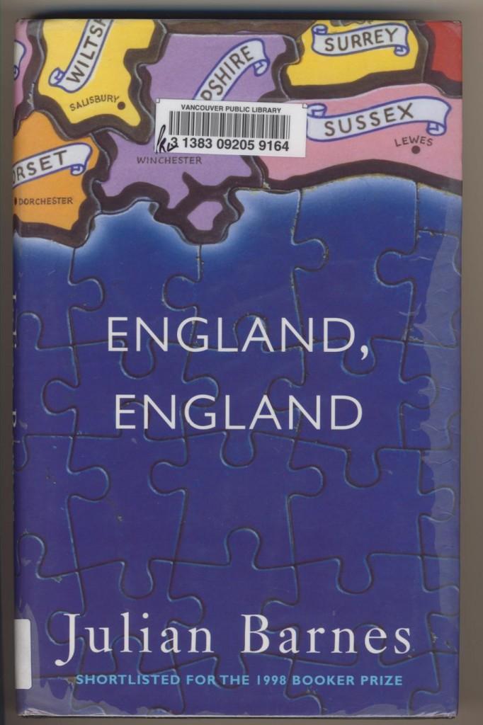 Julian Barnes - England, England