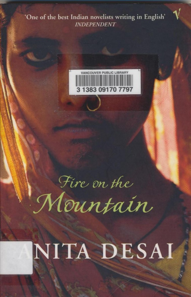 Anita Desai - Fire On The Mountain