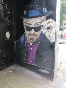 doorway on pender