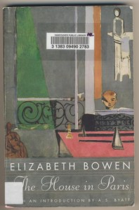 Elizabeth Bowen - The House In Paris